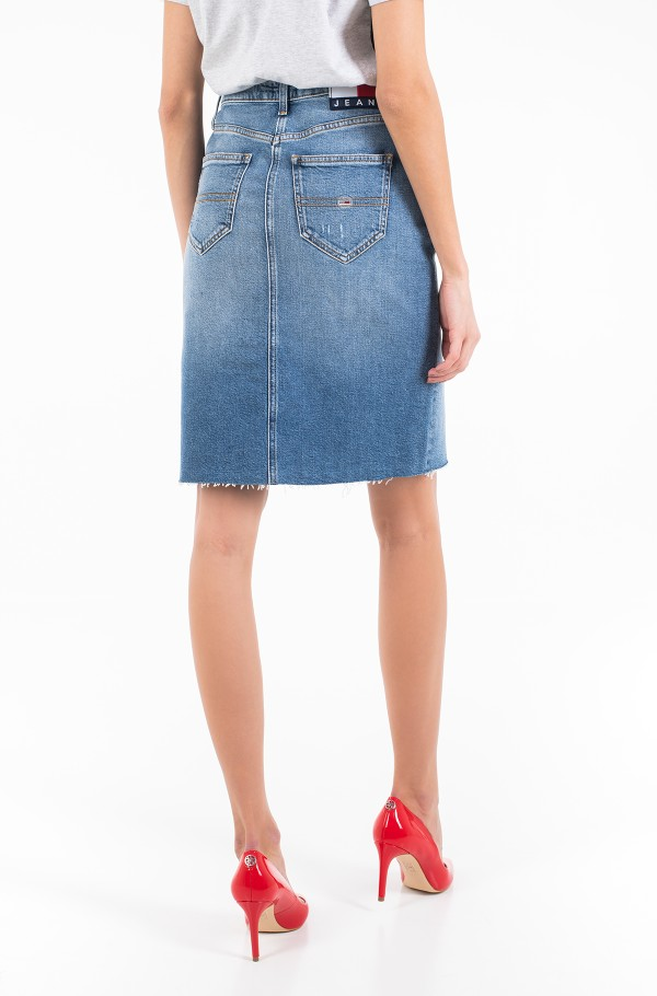 TJW DENIM LONG SKIRT MAIA TJAMR-hover