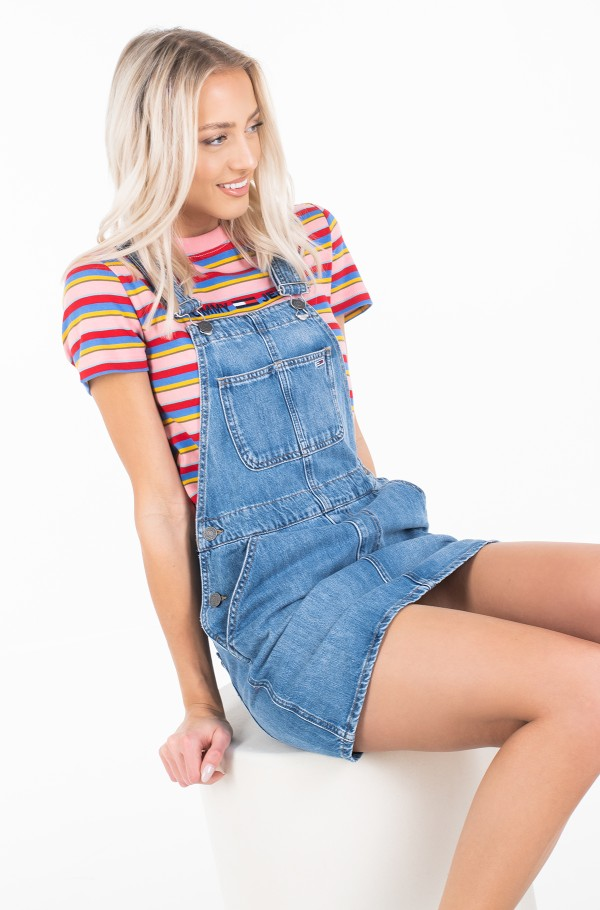 CLASSIC DUNGAREE DRESS NTSMR