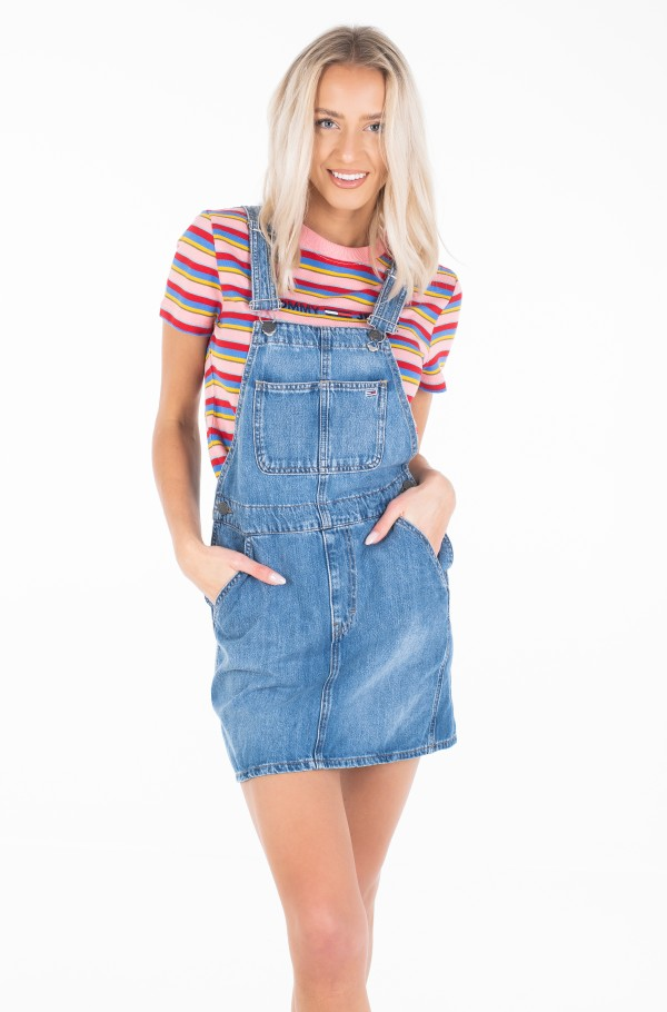 CLASSIC DUNGAREE DRESS NTSMR-hover