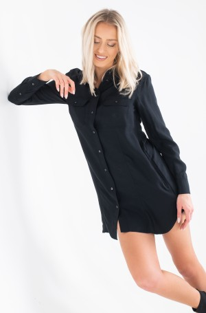 Särkkleit DRAPEY UTITLITY SHIRT DRESS-1