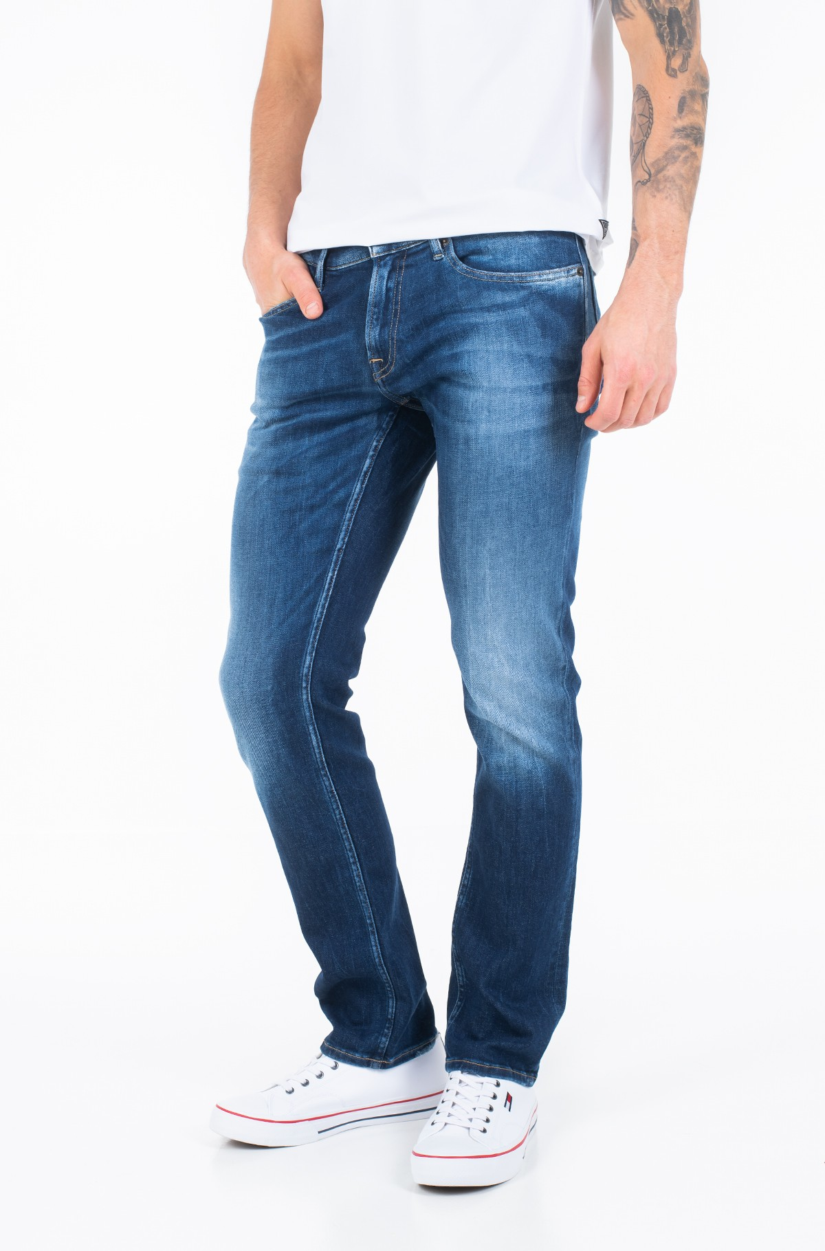 Jeans SCANTON SLIM CRBNM-full-1