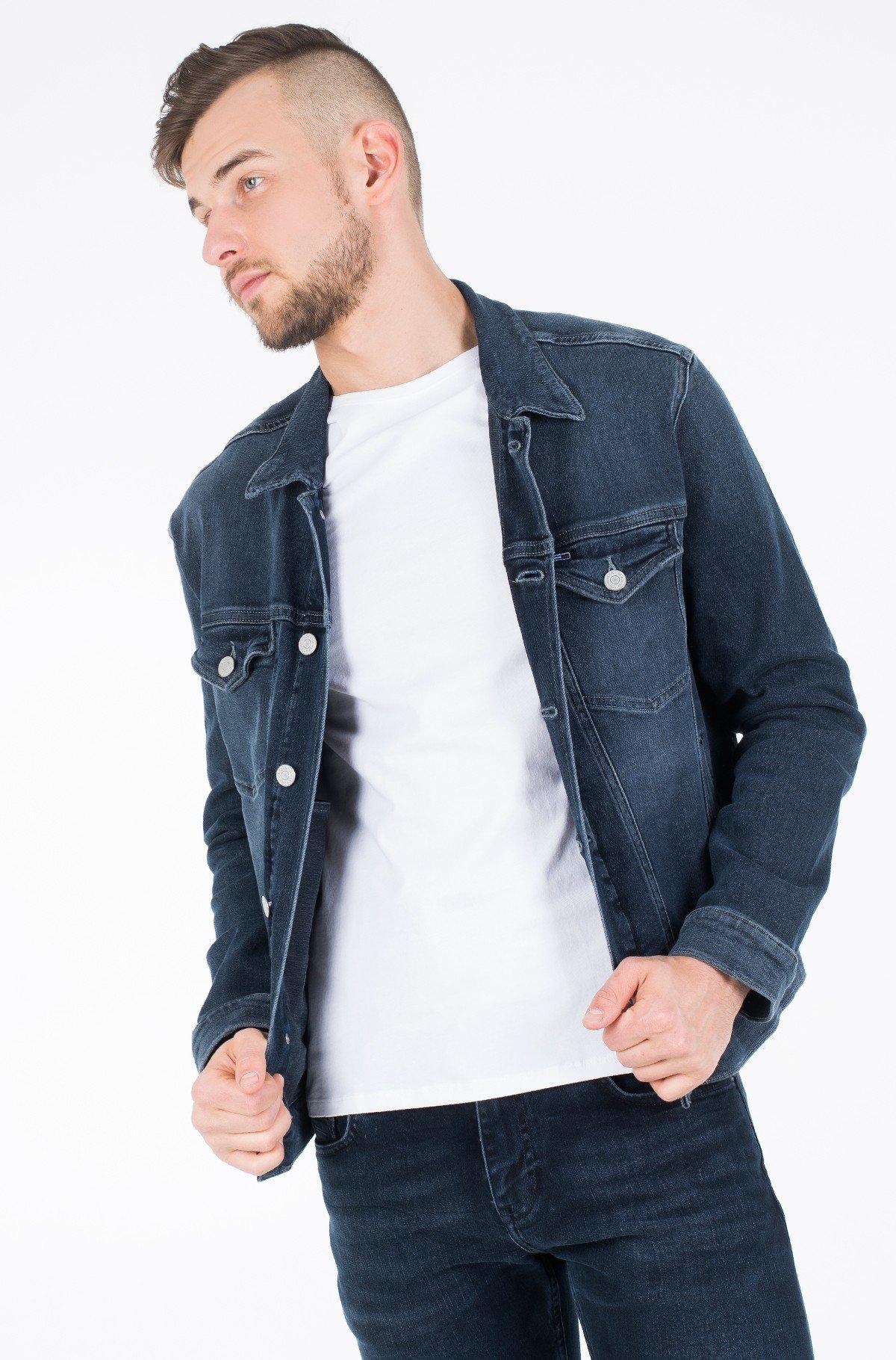 Denim jacket REGULAR TRUCKER JACKET DRBDK-full-1