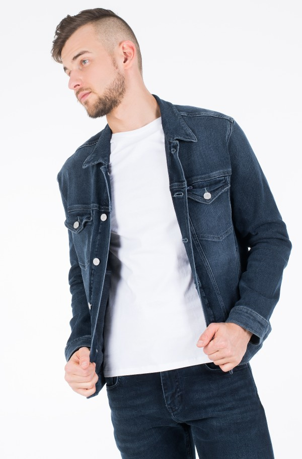 REGULAR TRUCKER JACKET DRBDK