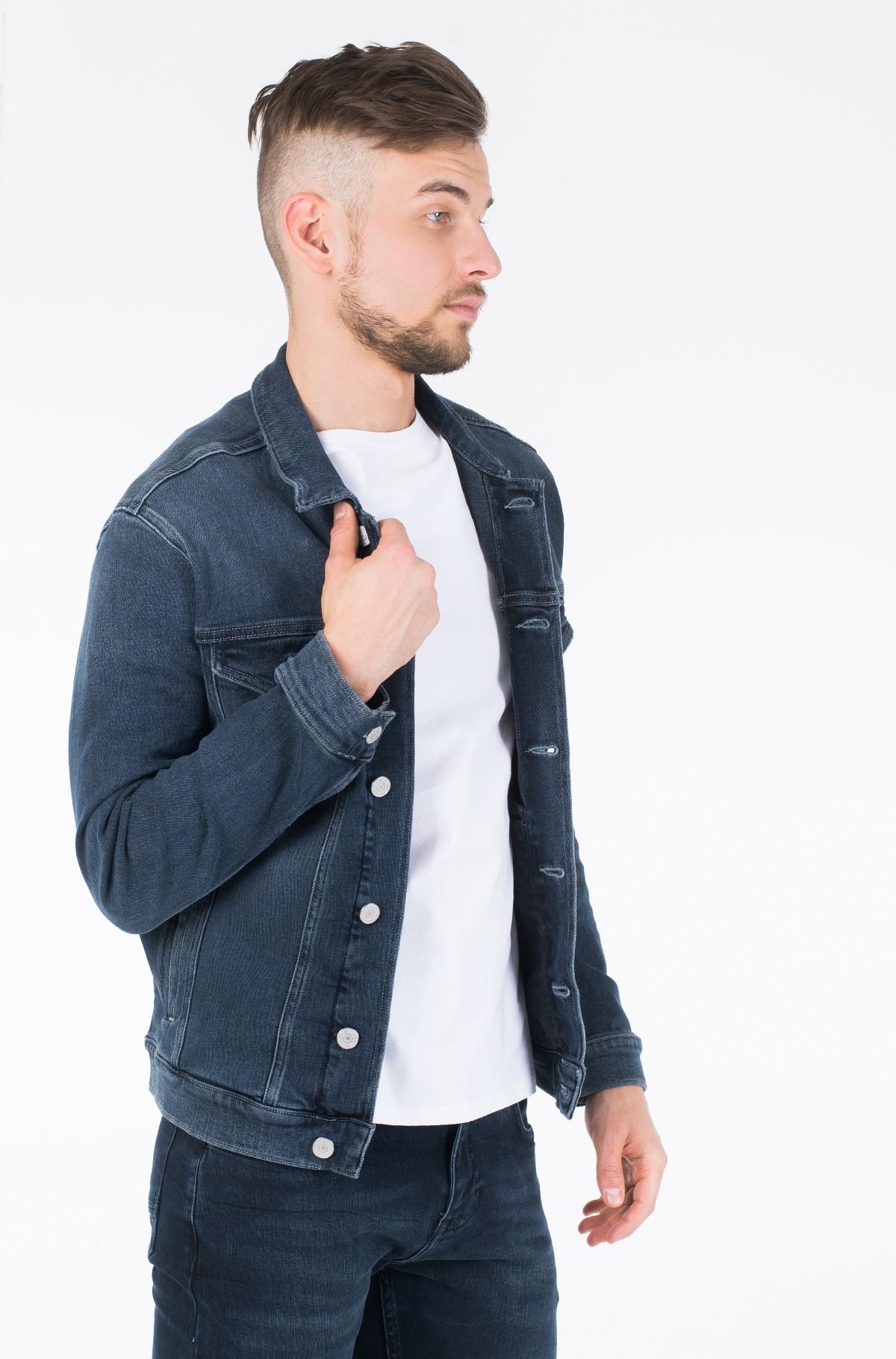Denim jacket REGULAR TRUCKER JACKET DRBDK-full-3