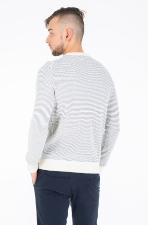 Džemperis JACQUARD CREW NECK SWEATER-3