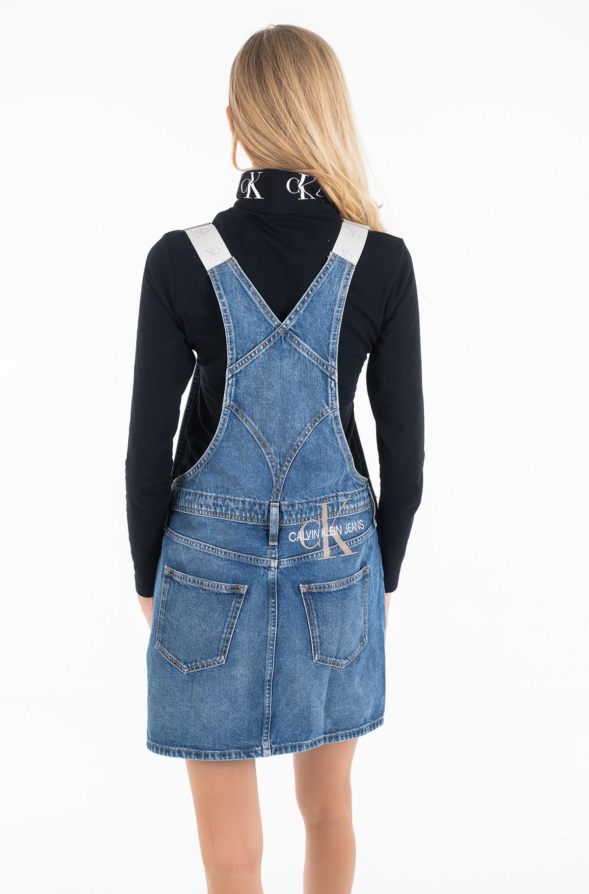 Suspender dress ICONICS DUNGAREE DRESS-full-3