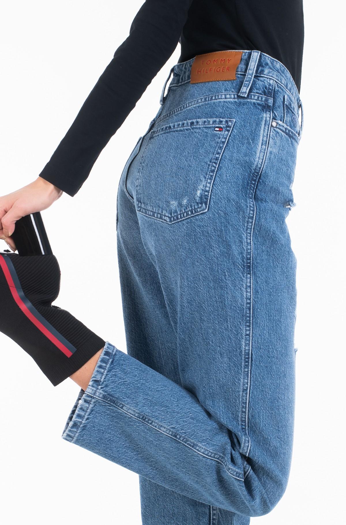 Džinsinės kelnės CLASSIC STRAIGHT HW C MILO-full-3