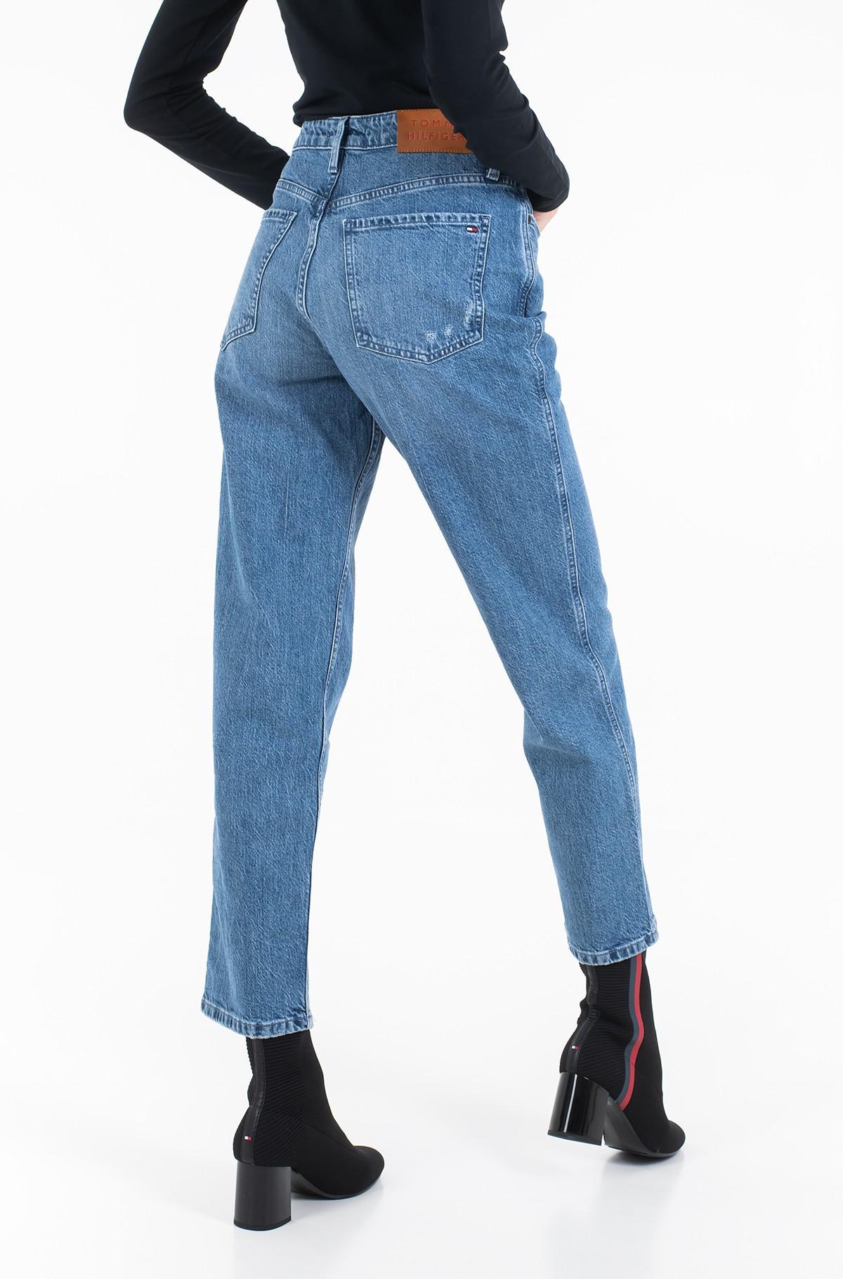 Džinsinės kelnės CLASSIC STRAIGHT HW C MILO-full-4