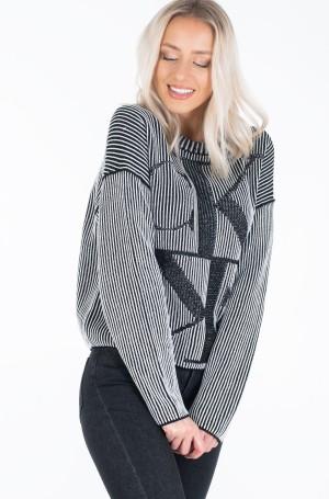 Sweater MIRRORED MONOGRAM CK CN-2
