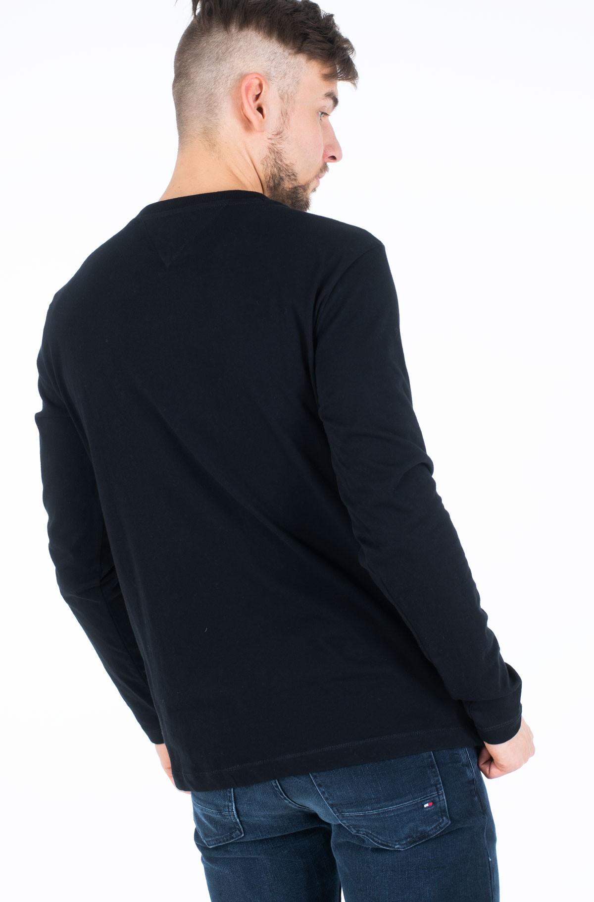 T-shirt TJM LONGSLEEVE CHEST LOGO TEE-full-2