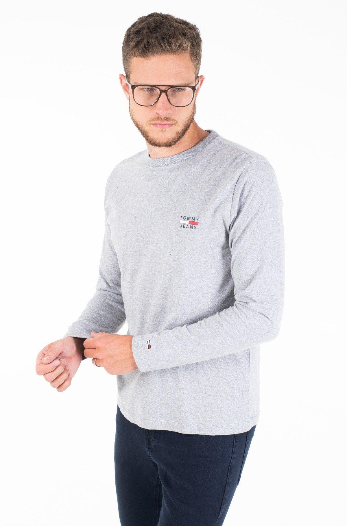 T-shirt TJM LONGSLEEVE CHEST LOGO TEE-full-1