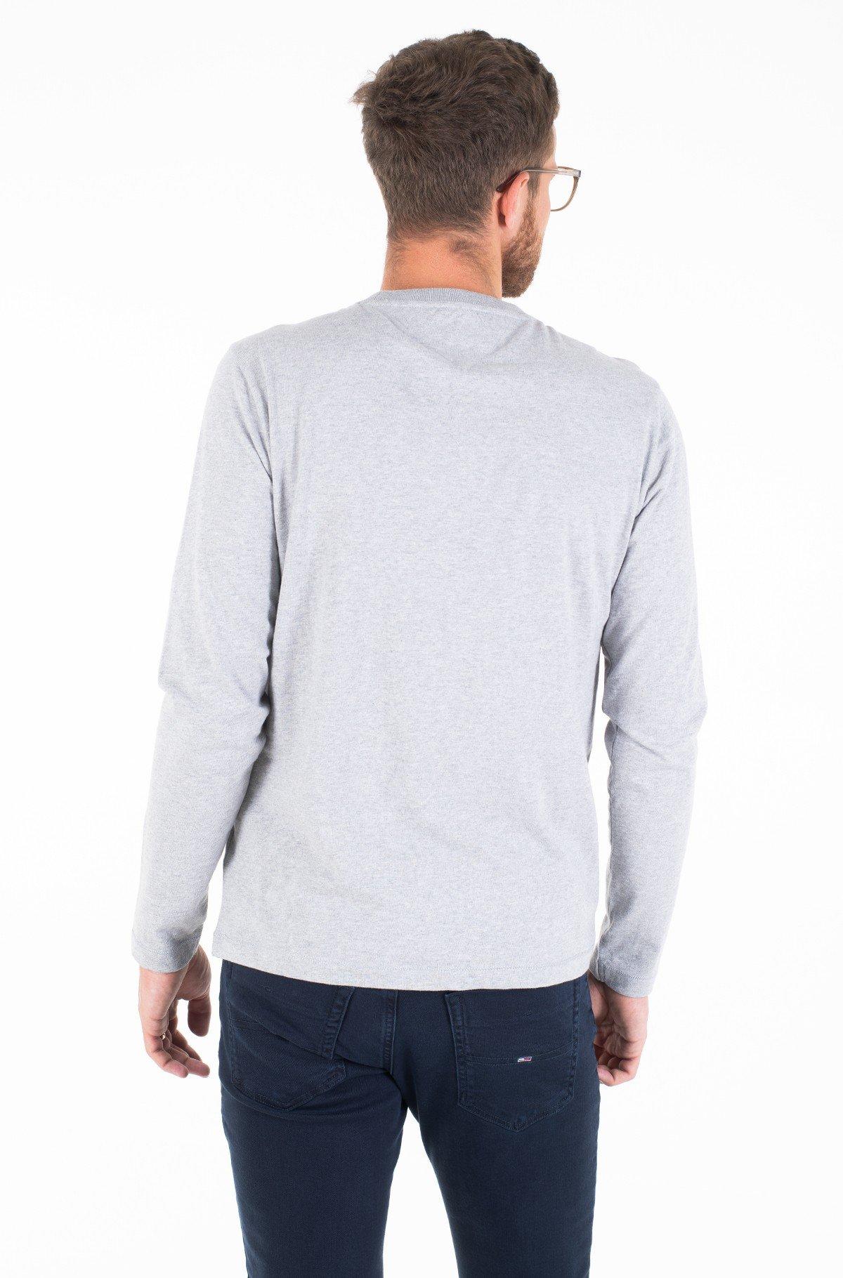 T-shirt TJM LONGSLEEVE CHEST LOGO TEE-full-3