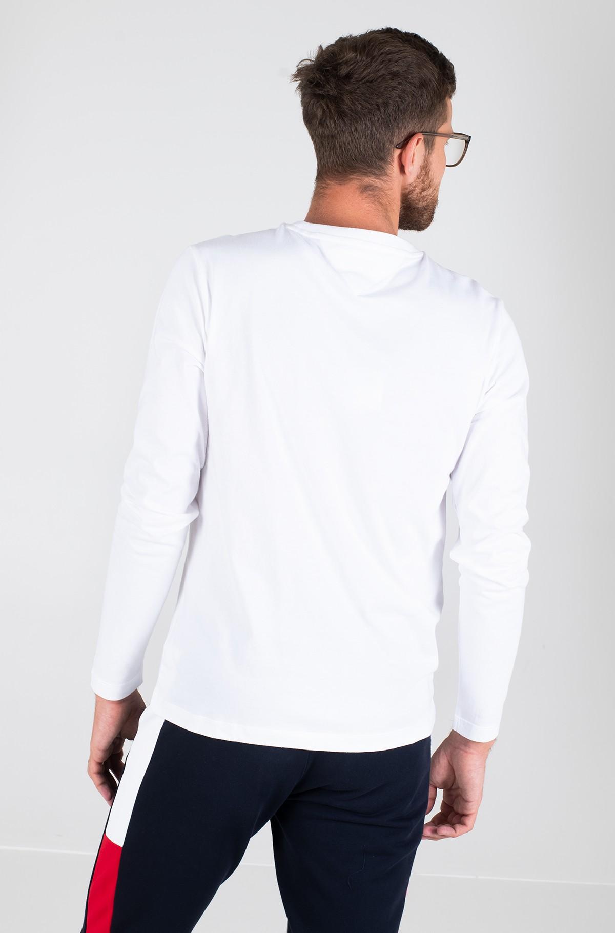 Marškinėliai TJM LONGSLEEVE CHEST LOGO TEE-full-2
