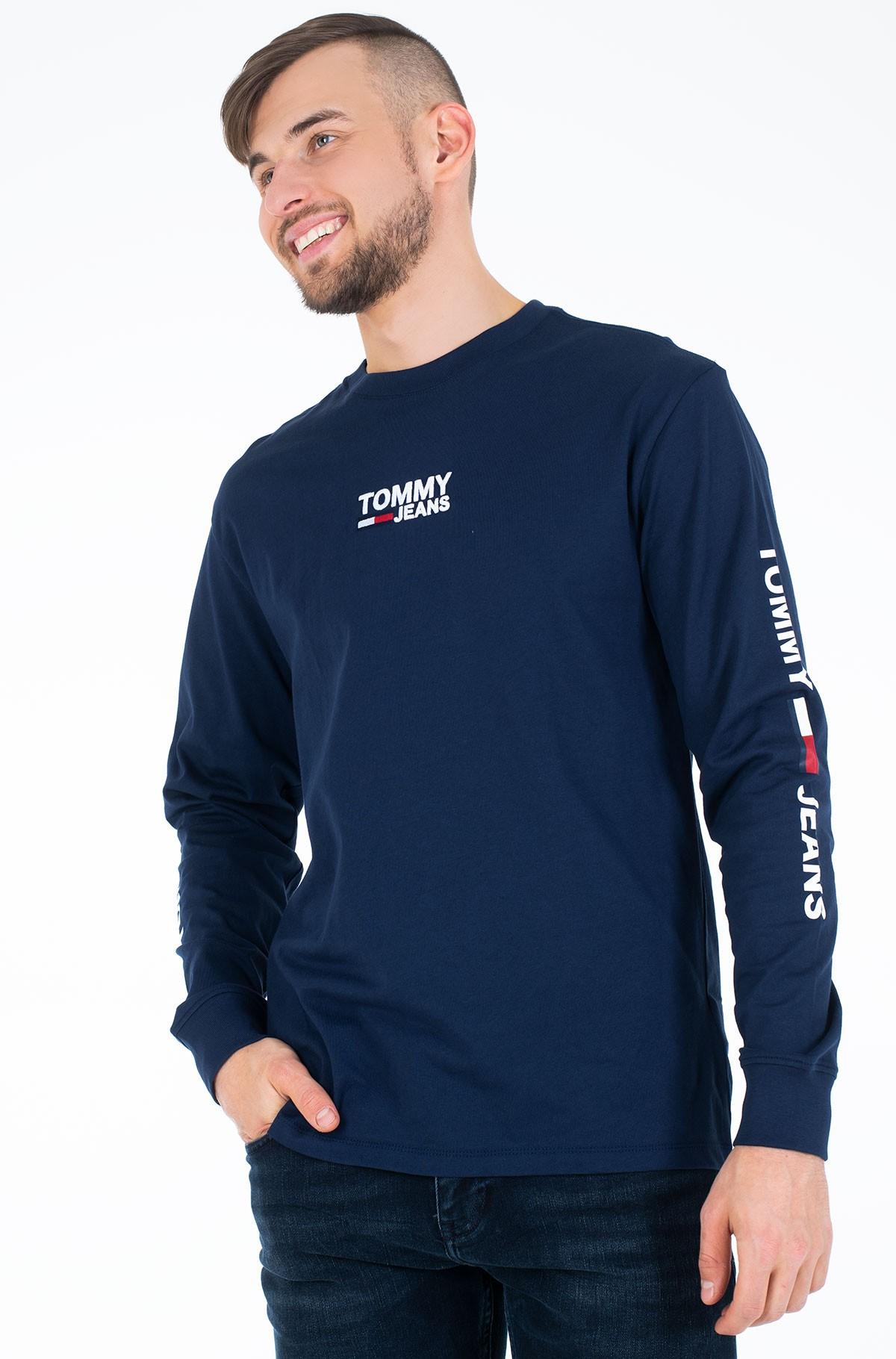 Long sleeved t-shirt TJM CORP LONGSLEEVE TEE-full-1