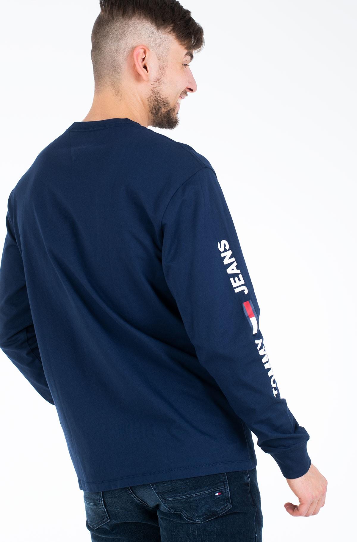Long sleeved t-shirt TJM CORP LONGSLEEVE TEE-full-2