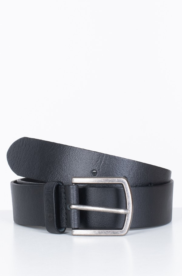 ASPEN LEATHER BELT