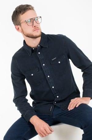 Denim shirt  MODERN WESTERN SHIRT-1