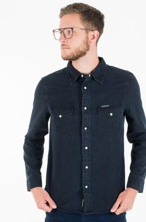 Denim shirt  MODERN WESTERN SHIRT-2
