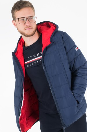 Striukė TJM ESSENTIAL PADDED HOOD JACKET-1