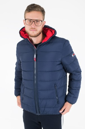 Striukė TJM ESSENTIAL PADDED HOOD JACKET-2