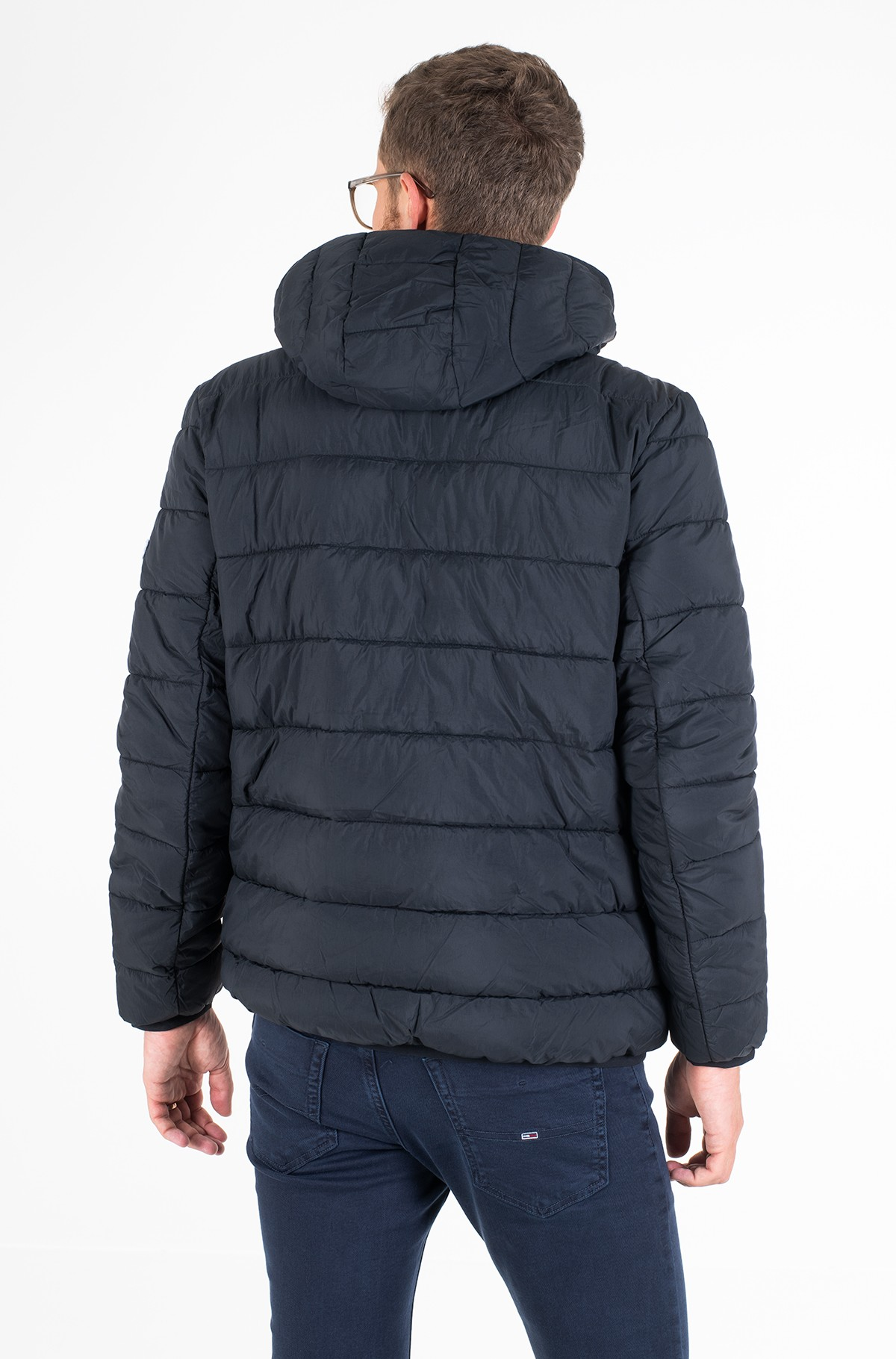 Striukė TJM ESSENTIAL PADDED HOOD JACKET-full-3