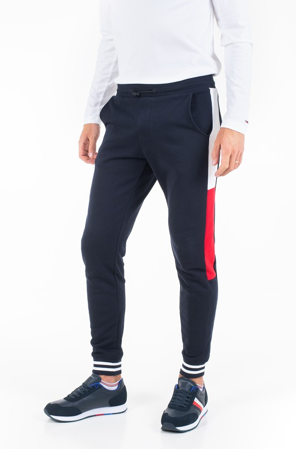 COLORBLOCKED SWEATPANTS