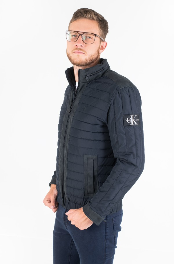 PADDED HOOD ZIP THROUGH-hover