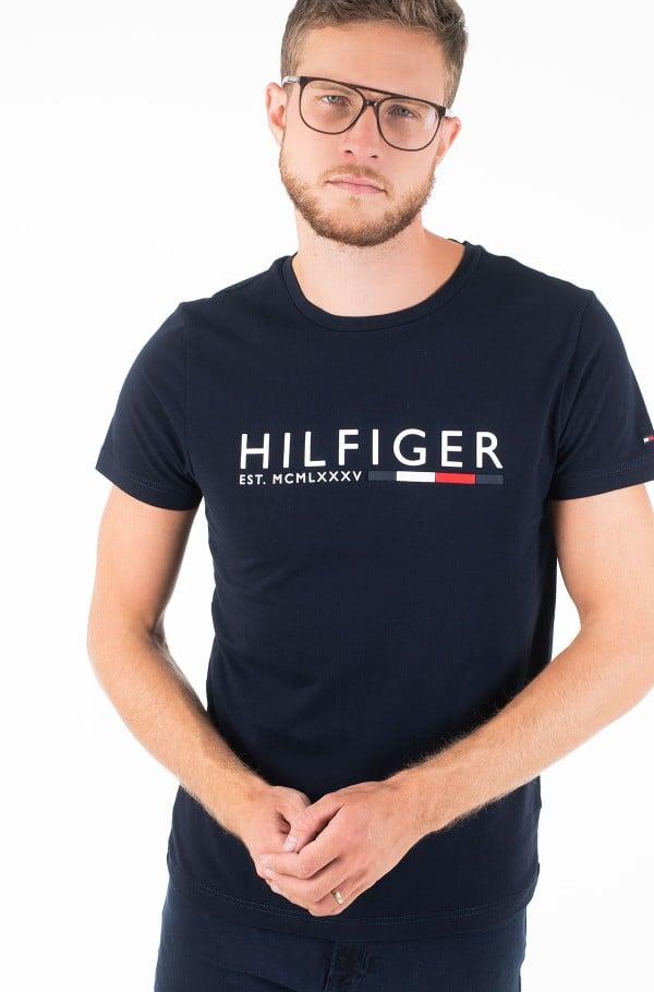 CORP HILFIGER STRIPE TEE