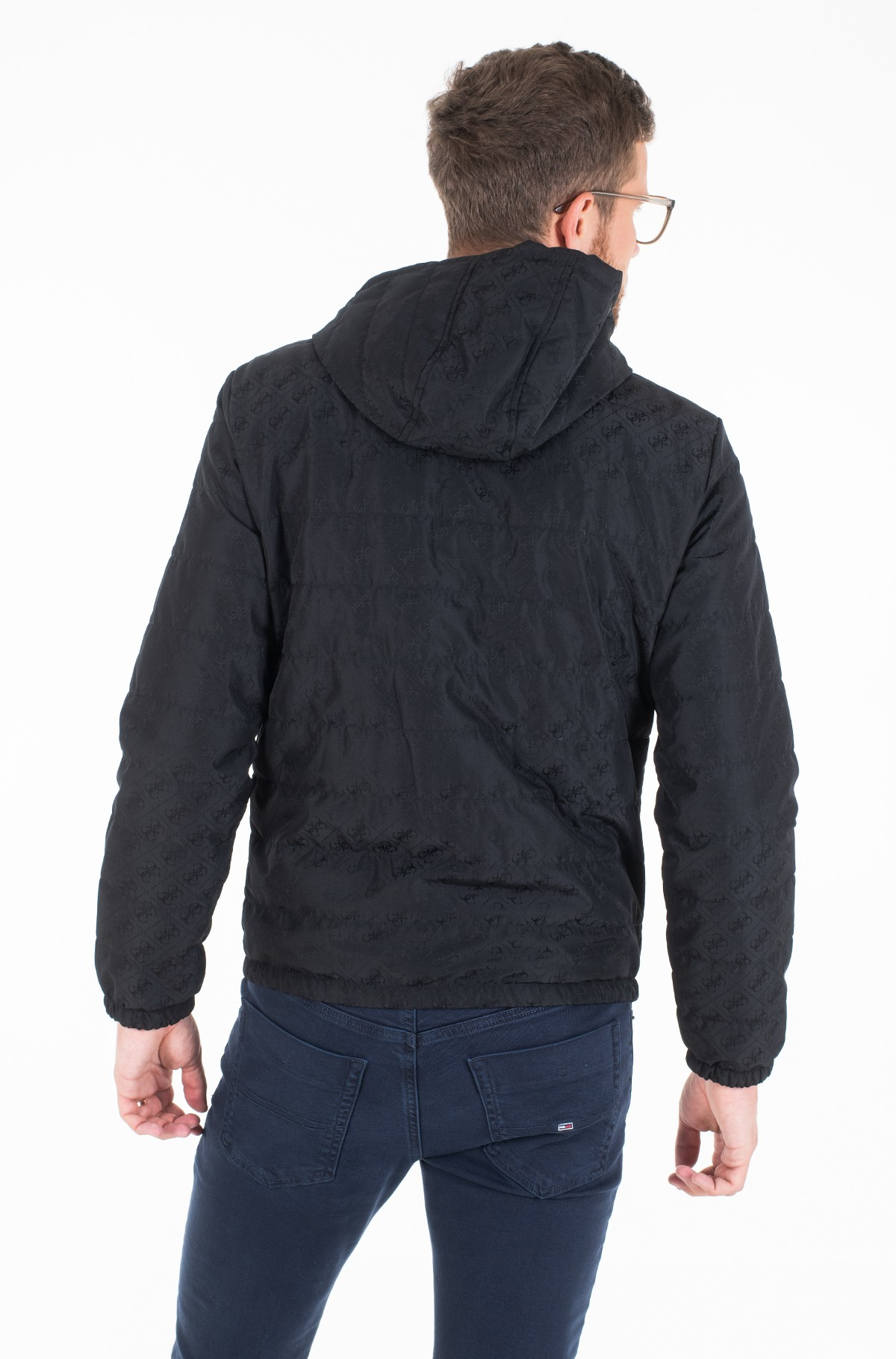 Reversible jacket M01L50 WB0H0-full-4