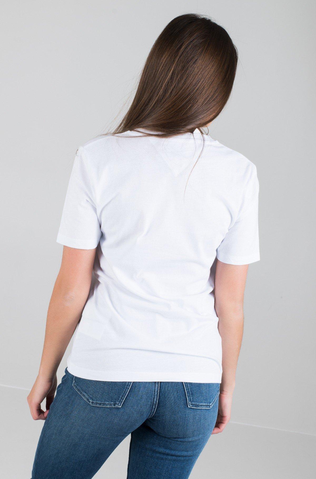 Marškinėliai TJW NEON COLLEGIATE TEE-full-3