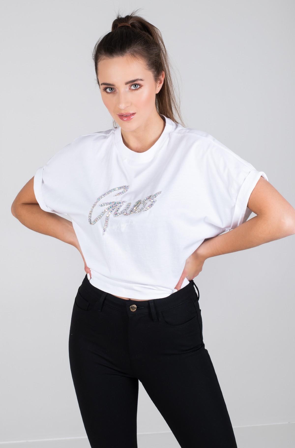 Marškinėliai W01I78 I3Z00-full-1