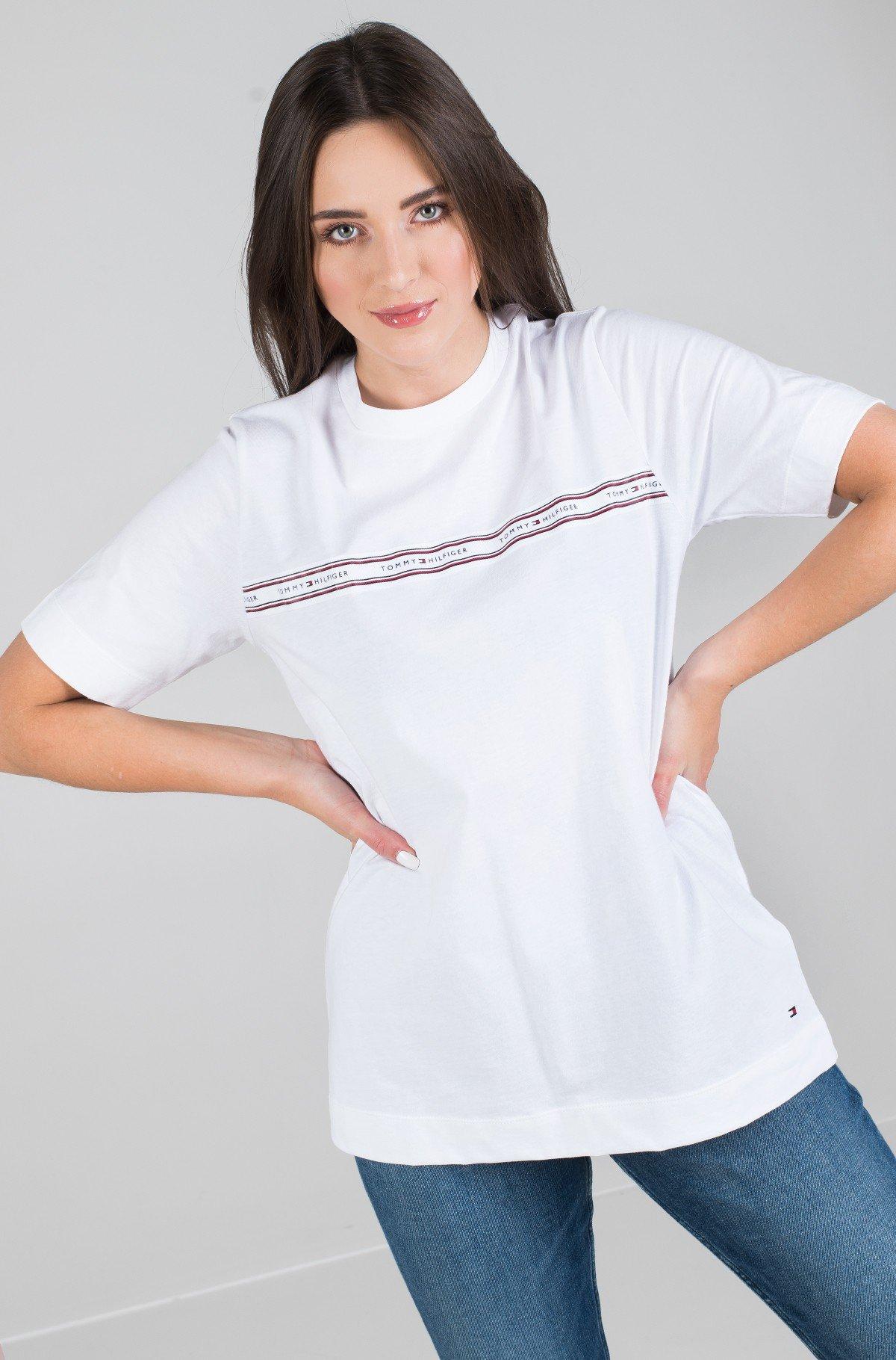 T-shirt RAVEN C-NK TOP SS-full-1