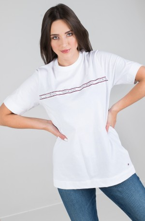 T-shirt RAVEN C-NK TOP SS-1