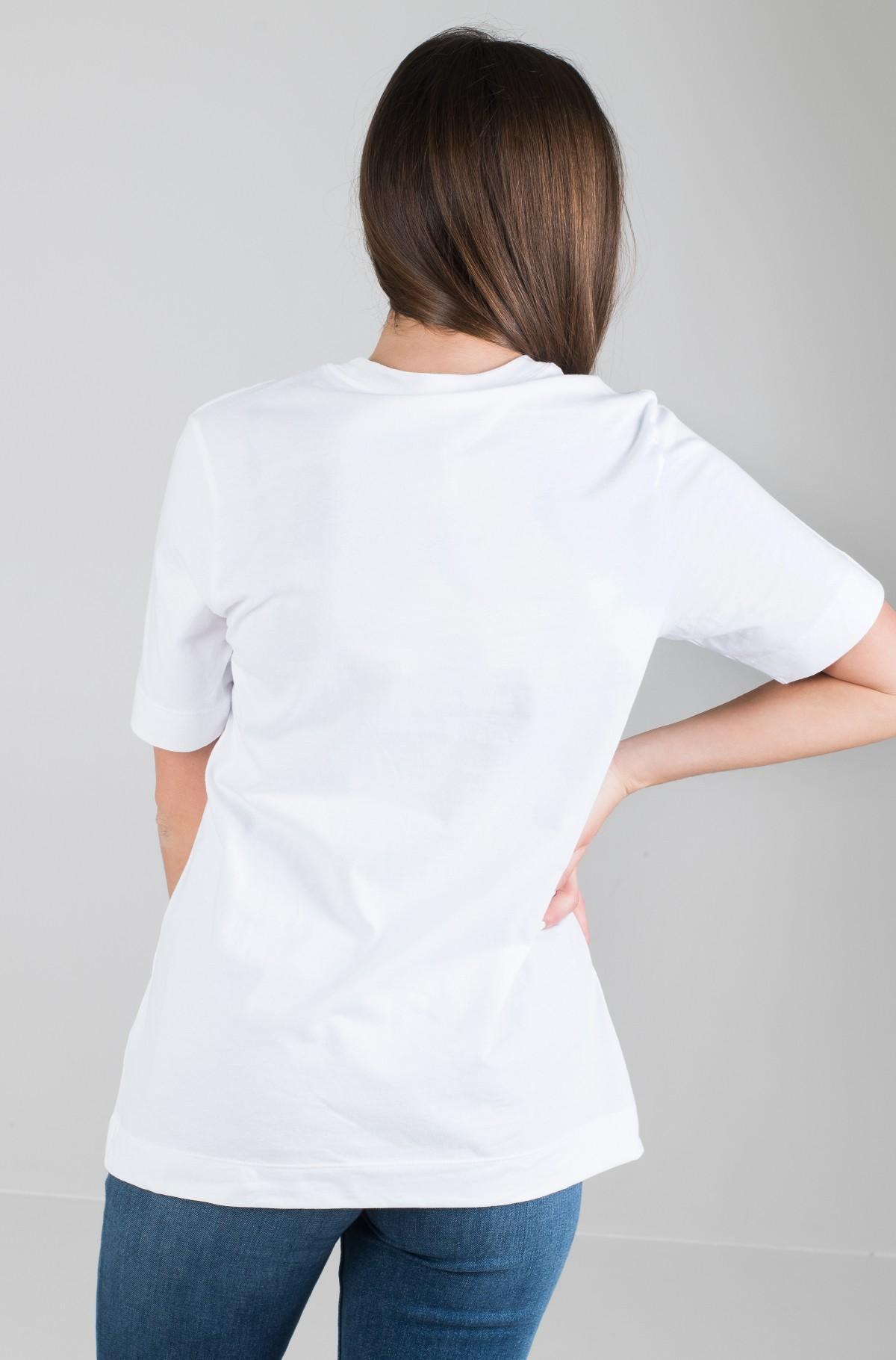 T-shirt RAVEN C-NK TOP SS-full-3