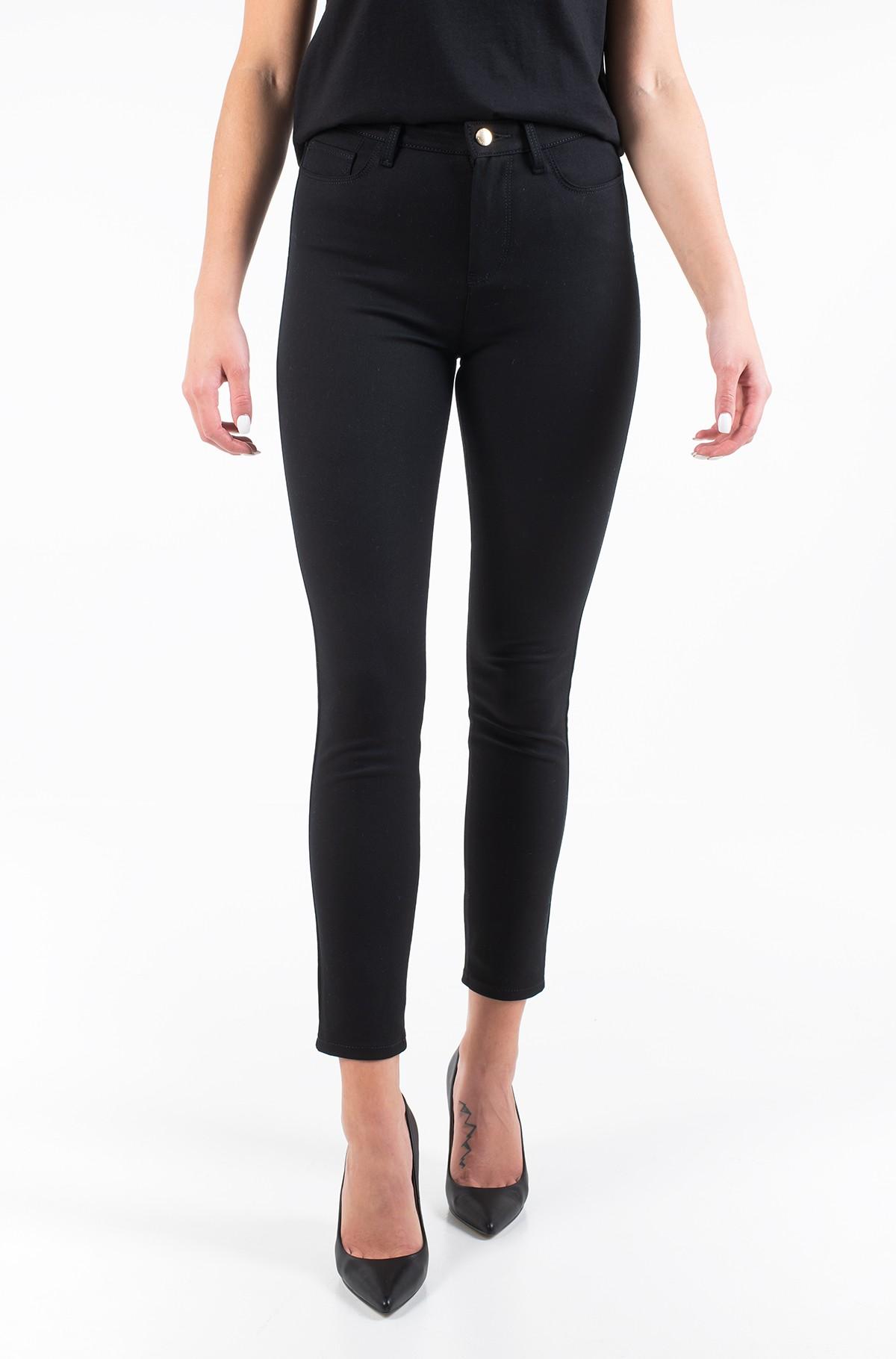 Džinsinės kelnės TH ESSENTIAL GABARDINE COMO PANT-full-1