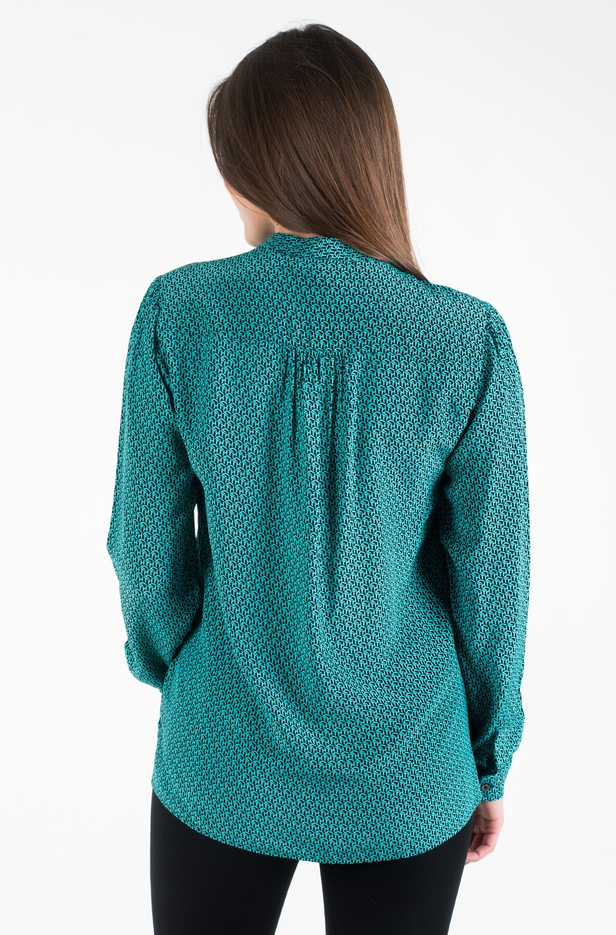Shirt DION P-OVER BLOUSE LS-full-2