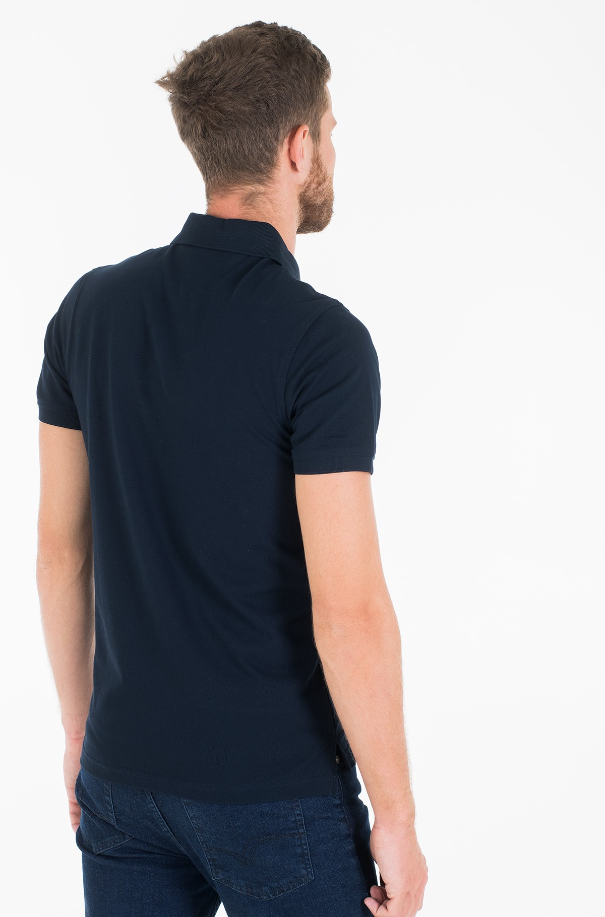 Polo Core Tommy Slim Polo-full-3