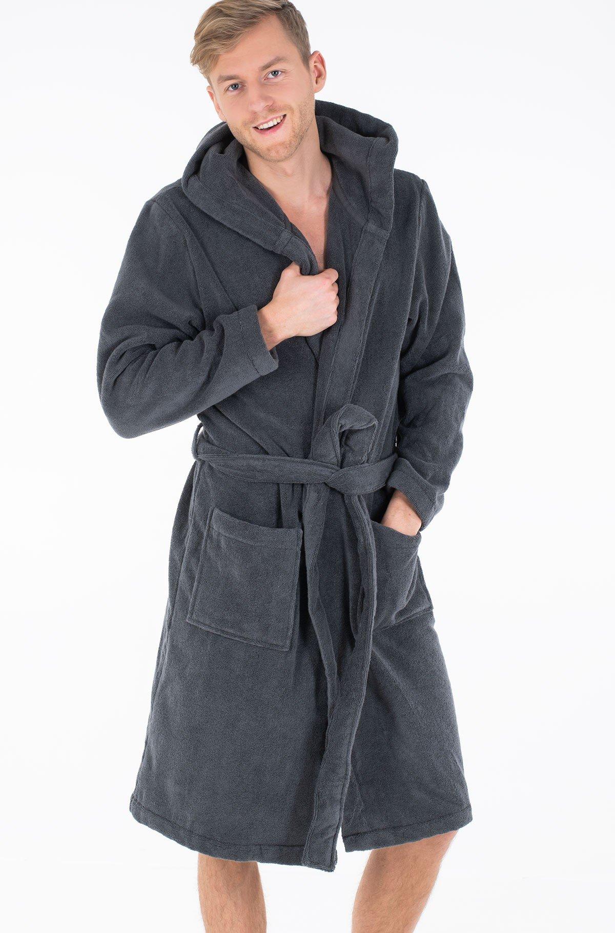 Chalatas Icon hooded bathrobe-full-1