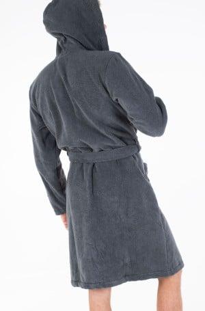 Chalatas Icon hooded bathrobe-3
