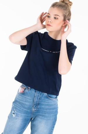 Marškinėliai TJW LINEAR LOGO DETAIL TEE-1