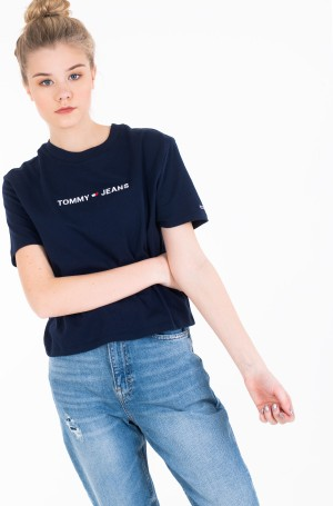 Marškinėliai TJW LINEAR LOGO DETAIL TEE-2
