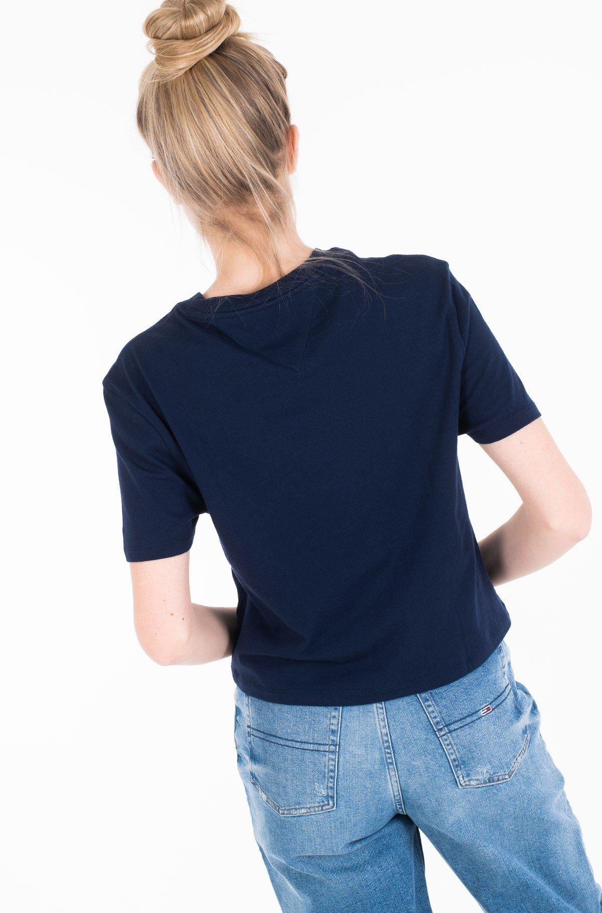 Marškinėliai TJW LINEAR LOGO DETAIL TEE-full-3