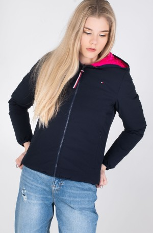 Reversible jacket TH ESSENTIAL REVERS PADDED JKT-3