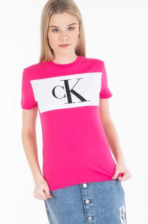 Marškinėliai BLOCKING MONOGRAM CK TEE-1
