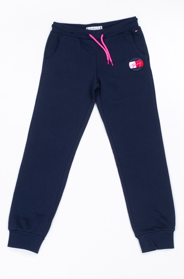 ESSENTIAL SIGNATURE SWEATPANTS