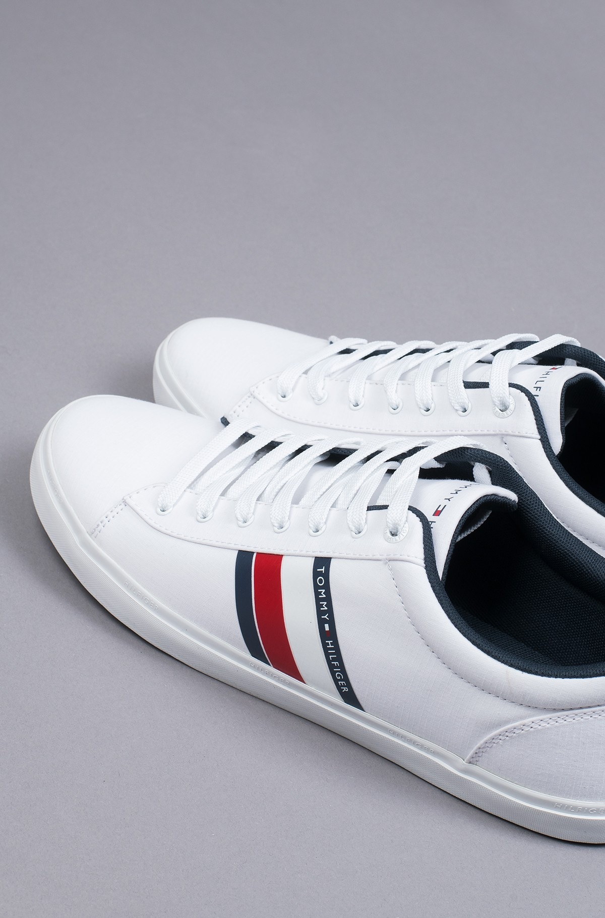 Sportbačiai ESSENTIAL STRIPES DETAIL SNEAKER-full-4