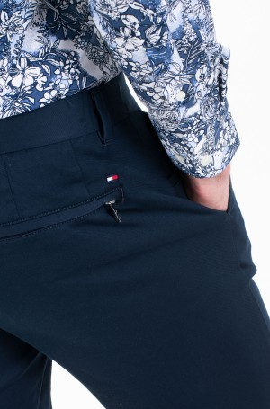 Trousers TAPERED TECH STRETCH TWILL FLEX-2