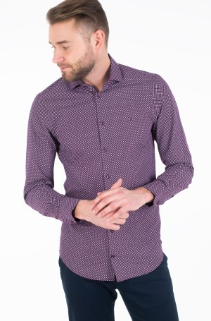 Marškiniai MICRO PRINT CLASSIC SLIM SHIRT-1