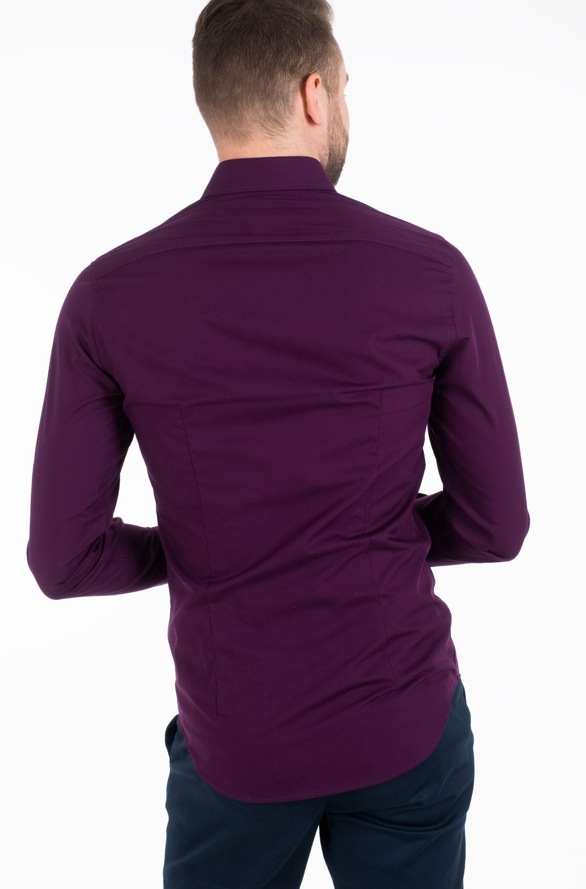 Shirt POPLIN CLASSIC SLIM SHIRT-full-2