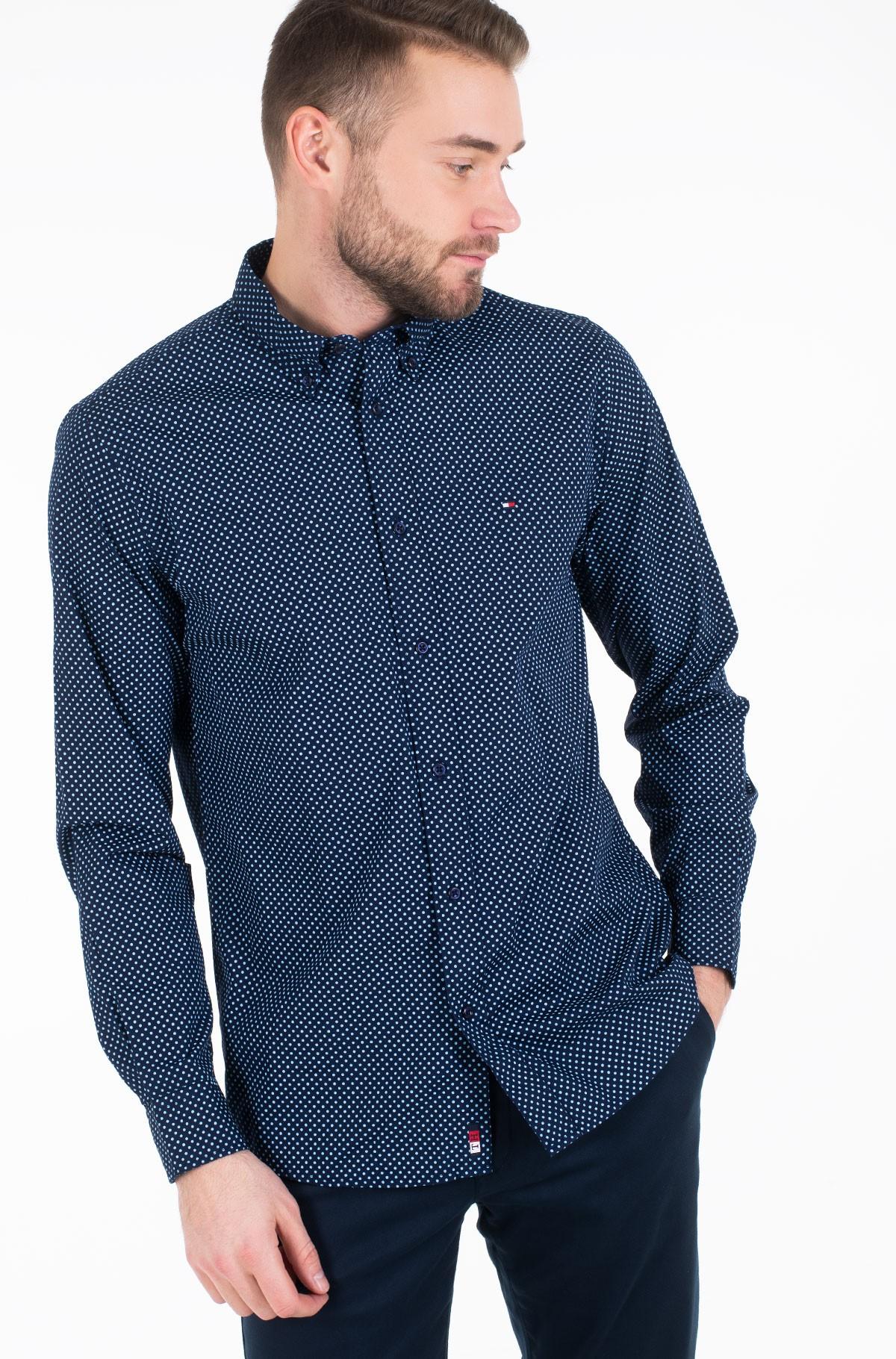 Marškiniai DOT PRINT SHIRT-full-1
